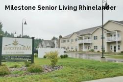 Milestone Senior Living Rhinelander