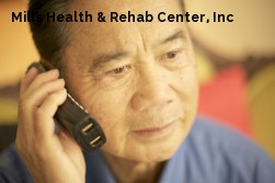 Mills Health & Rehab Center, Inc