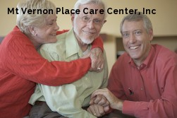 Mt Vernon Place Care Center, Inc