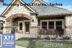 Mustang Creek Estates - Sachse