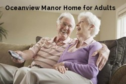 Oceanview Manor Home for Adults