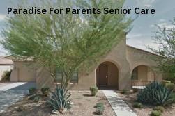 Paradise For Parents Senior Care