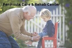 Peninsula Care & Rehab Center