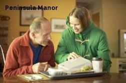 Peninsula Manor