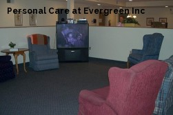 Personal Care at Evergreen Inc