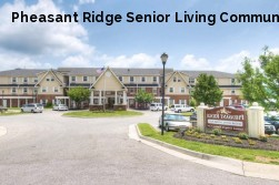 Pheasant Ridge Senior Living Community
