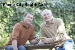 Phenix City Health Care