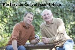 Porterville Convalescent Hosp