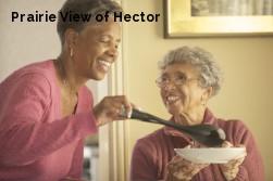 Prairie View of Hector