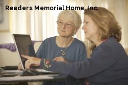Reeders Memorial Home, Inc.