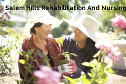 Salem Hills Rehabilitation And Nursing Center