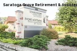 Saratoga Grove Retirement & Assisted ...