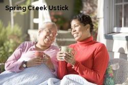 Spring Creek Ustick