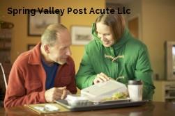 Spring Valley Post Acute Llc