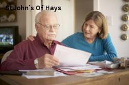 St John's Of Hays