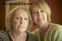 St Leonard S Home