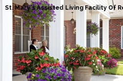 St. Mary's Assisted Living Facility Of Red Springs