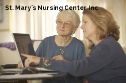 St. Mary's Nursing Center Inc