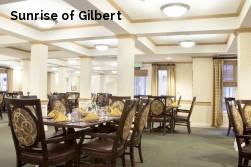 Sunrise of Gilbert