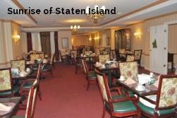 Sunrise of Staten Island