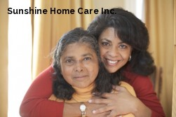 Sunshine Home Care Inc.
