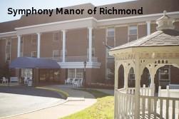 Symphony Manor of Richmond