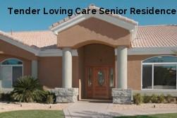 Tender Loving Care Senior Residence