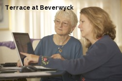 Terrace at Beverwyck