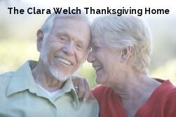 The Clara Welch Thanksgiving Home