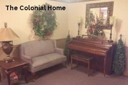The Colonial Home