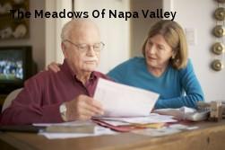 The Meadows Of Napa Valley
