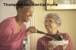 Thompson Residential Home