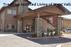 Tradition Assisted Living of West Valley