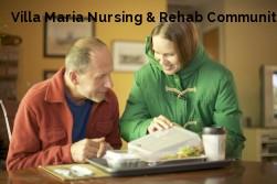Villa Maria Nursing & Rehab Community...