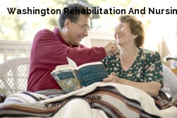Washington Rehabilitation And Nursing Center