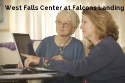 West Falls Center at Falcons Landing