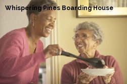 Whispering Pines Boarding House