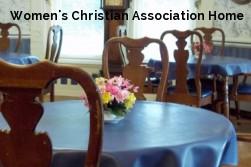 Women's Christian Association Home